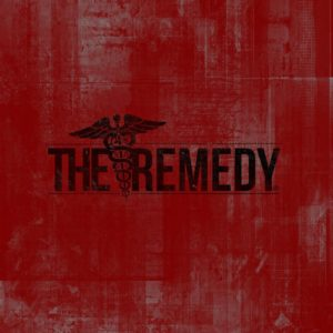 the remedy logo red