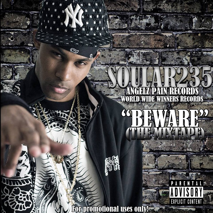 BEWARE (MIXTAPE COVER)