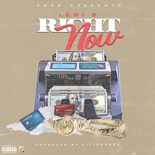 Lewi B Is Back With A New Track Titled Right Now