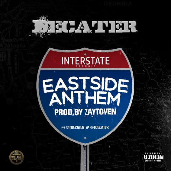 "[Single] ​Brandon Savage - ​""Eastside Anthem"" ​@1Decater"