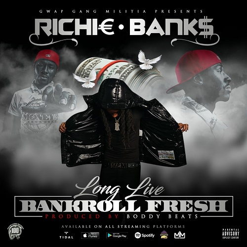 "Richie Banks ""Long Live Bankroll Fresh"" (Official Music Video)"
